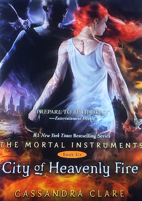 Farewell to 'The Mortal Instruments' :')