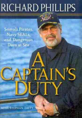 A Captain's Duty by Richard Philips